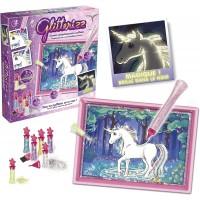 Glitterizz Purpurina flúor Unicornios