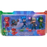 Pj Masks Pack 5 Figuras