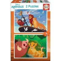 El Rey León Puzzles