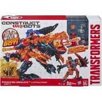 Transformers Construct Dinofire Grimlock