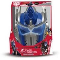 Transformers optimus prime battle mask