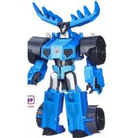 Transformers Robot 3 Pasos