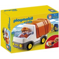 Playmobil Camión de Basura 1,2,3