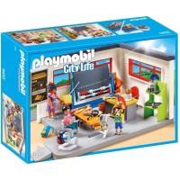 Playmobil Clase De Historia City Life