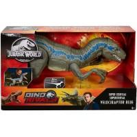 Jurassic World Velocirráptor Blue Supercolosal