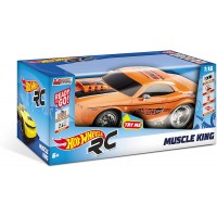 HotWheels Muscle King Coche RC