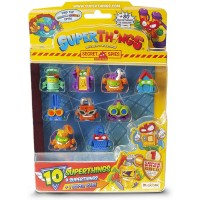 Superthings Rivals of Kaboom Figuras Coleccionables