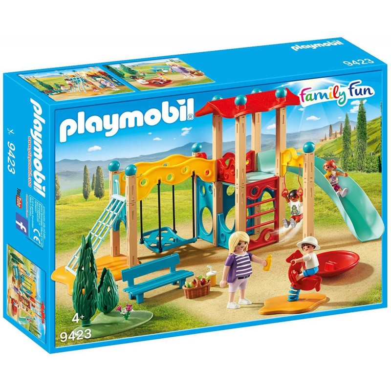 Playmobil Parque Infantil Family Fun