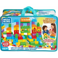 Mega Bloks Juego de Bloques de Construcción