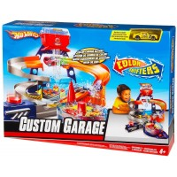 Hot Wheels Super Garaje Color