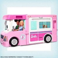 Barbie Caravana