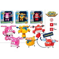 Super Wings Deluxe Transformable