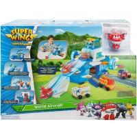 Super Wings Nave Base Aerea