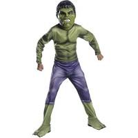 Disfraz Hulk de los Vengadores T/l