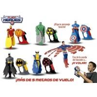 Superheroes Voladores