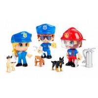 Pinypon Action Figura Emergencia Con Mascota