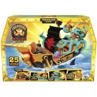 Treasure X La Venganza del Kraken