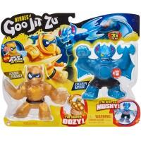 Heroes Goo Jit Zu Pack Doble