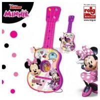 Minnie Guitarra Rock Infantil