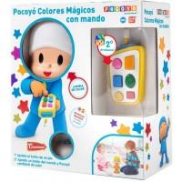 Pocoyo Peluche Colores Mágicos con Mando