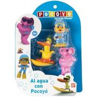 Pocoyo Al Agua con Pocoyó