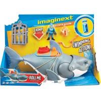 Batman Tiburon Megamandíbulas
