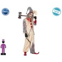 Disfraz Arlequín Sangriento Hombre