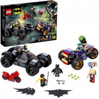 Lego Batman Persecución De La Trimoto
