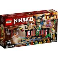 Lego Ninjago Torneo De Los Elementos
