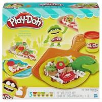 Fiesta de las Pizzas de Play Doh