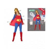 Disfraz Adulta Heroe Comic