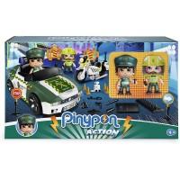 Pinypon Action Guardia Civil y Moto