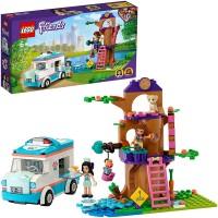 Lego Friends Ambulancia De La Clinica Veterinaria
