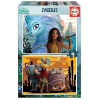 Raya Y The Last Dragon Puzzles