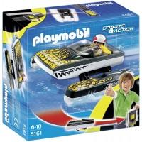 Playmobil Click Go Speedboat
