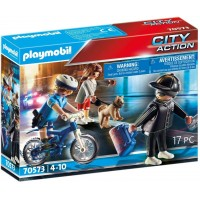 Playmobil Persecucion Policial