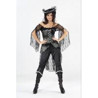 Disfraz Pirata del Tesoro Adulta