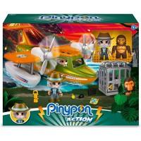Pinypon Action Wild Hidroavion Al Rescate