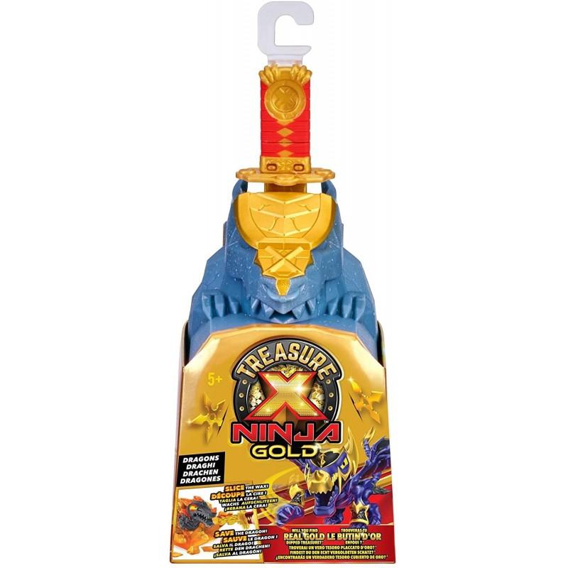 Treasure X Guarida Del Dragon Ninja