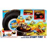 Hot Wheel Monster Trucks Stunt Tire