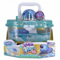 Little Live Pets Tortuga y Tanque