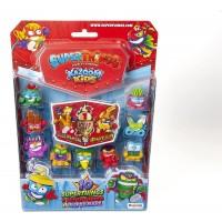 Superthings Pack de 10 personajes