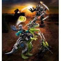 Playmobil Dino Rise TRex Batalla De Gigantes