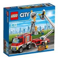 Lego City Camión Bomberos Polivalente