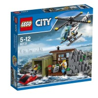 Lego City Isla de los Ladrones