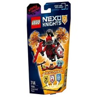 Lego Knights General Magmar