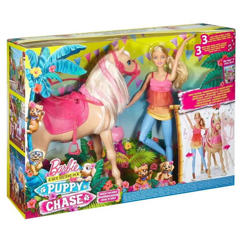 Barbie y su Caballlo Bailarin