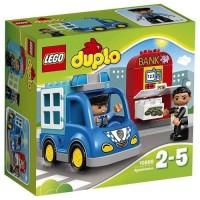Lego Duplo Patrulla de Policía