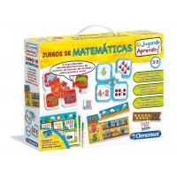 Juegos de Matemáticas de Clementoni