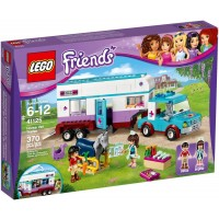 Lego Friends Remolque del Veterinario